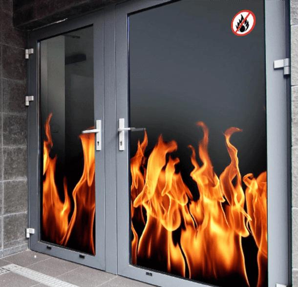 Противопожарные конструкции